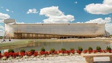 Jak budowano Arkę Noego - po raz drugi
