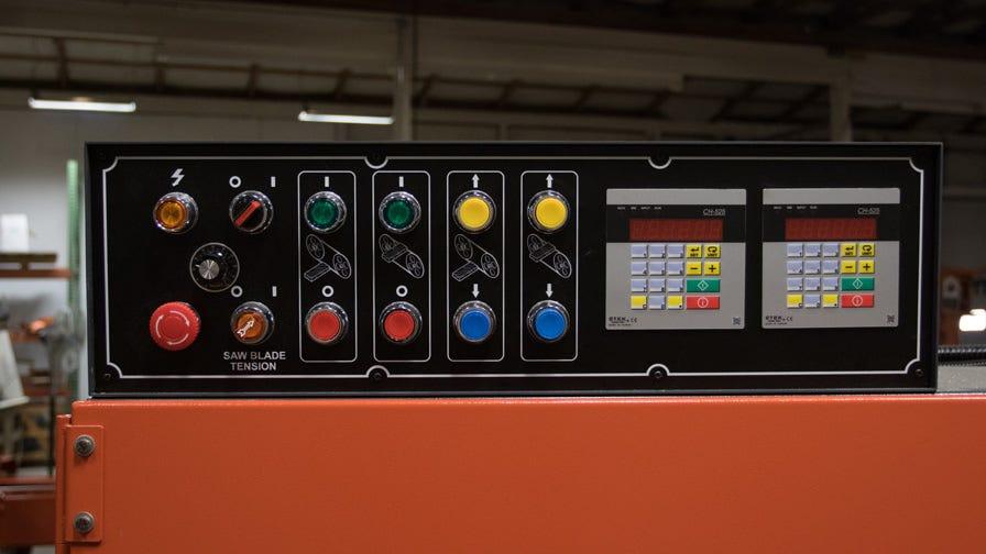 Wood-Mizer HR250 Setworks