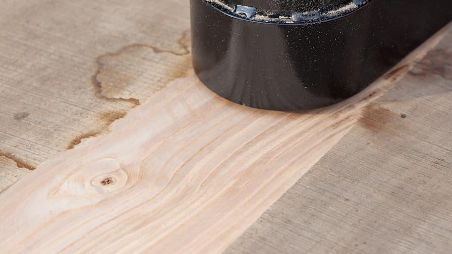 Slab Flattener Wood-Mizer MB200 SlabMizer high quality finished surface of slabs