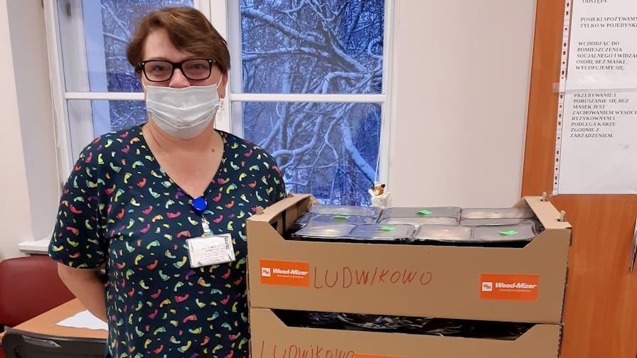 Wsparcie dla personelu medycznego od firmy Wood-Mizer_3
