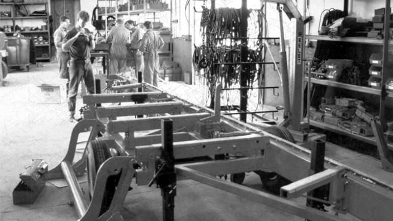 Pracownicy Wood-Mizer