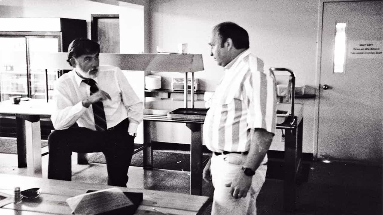 Don Laskowski i Dan Tekulve, 1982 rok