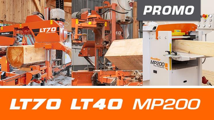 Promocja na traki taśmowe LT40 i LT70
